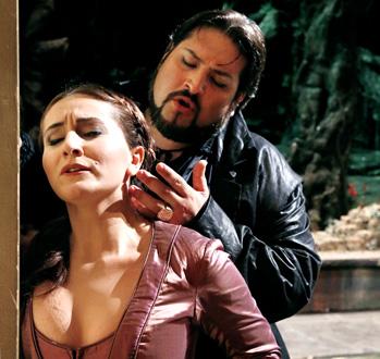 Mario Martone met en scène Torvaldo e Dorliska au Rossini Opera Festival, Pesaro