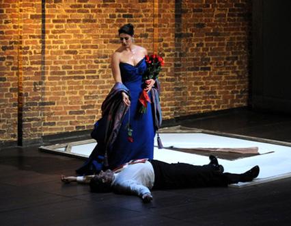Tosca (Puccini) : reprise à Strasbourg de la production Carsen de 1991