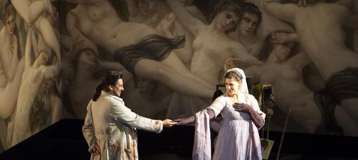 Reprise réussie de la Tosca de Pierre Audi à l'Opéra Bastille