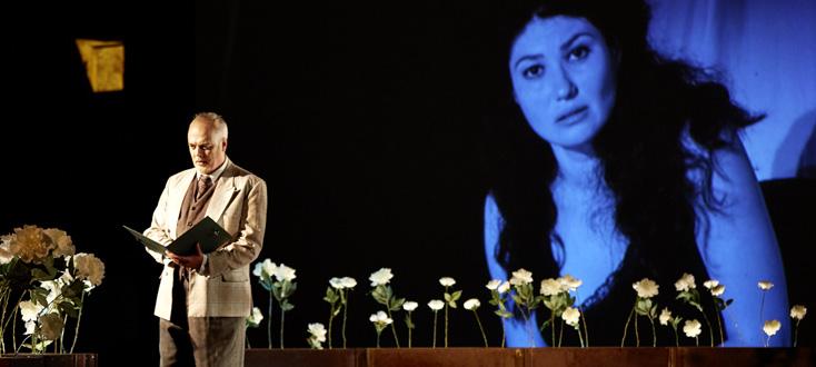 une nouvelle Traviata (Verdi) à Castelnau-Bretenoux, au Festival de St-Céré