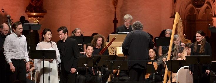 À Ambronay, René Jacobs joue Il trionfo del tempo e del disinganno (Händel)