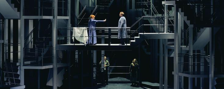 Tristan und Isolde au Bayreuther Festspiele 2016, par Katharina Wagner
