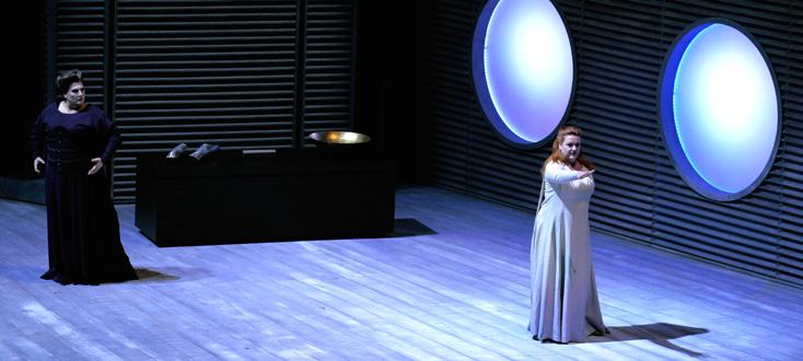 Giuseppe Frigeni met en scène Tristan und Isolde à l'Auditorium de Bordeaux