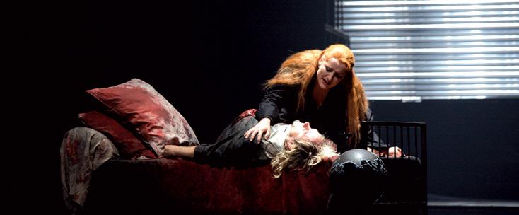 Tristan und Isolde (Wagner) par Olivier Py à l'Opéra de Dijon
