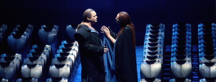Tristan und Isolde, opéra de Wagner au mini-festival Mémoires (Lyon)
