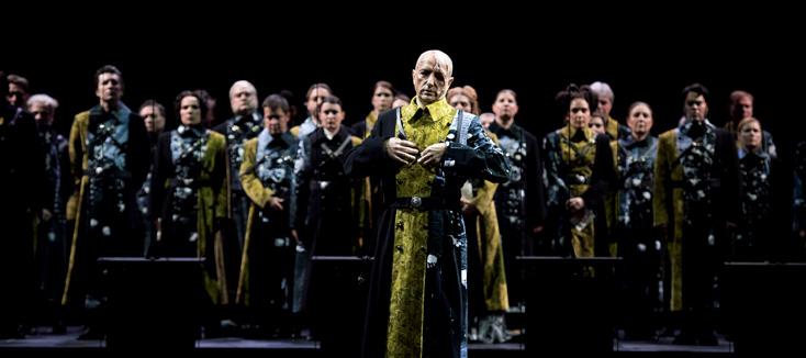 Trompe-la-mort, opéra de Luca Francesconi, en création mondiale à Paris
