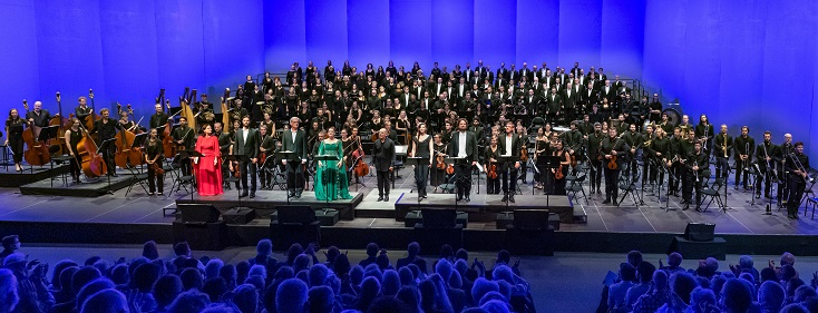 """François-Xavier Roth et le vaste effectif des """"Troyens"""" de Berlioz"""