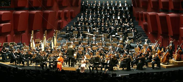 350 musiciens pour Les Troyens de Berlioz par John Nelson à Strasbourg !