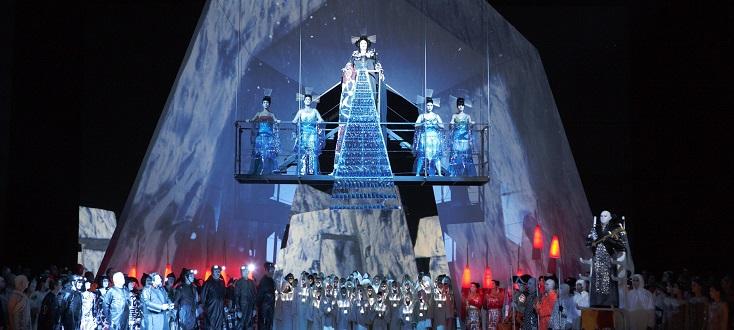 À Munich, reprise d'une Turandot mise en scène par Carlus Padrissa