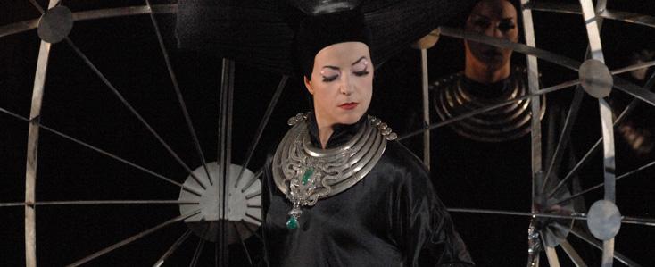 Turandot, opéra de Giacomo Puccini, aux Chorégies d'Orange 2012