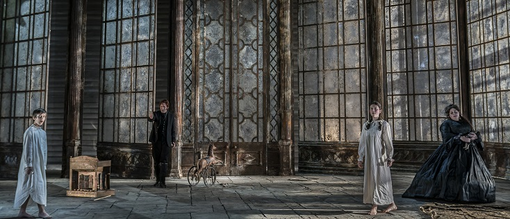 Les deux fantômes du manoir de Bly snt au Garsington Opera 2019 !...