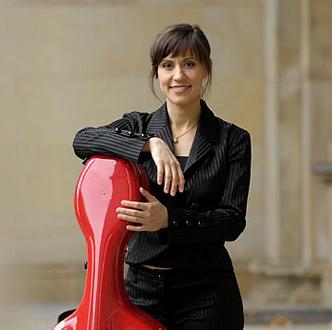 récital de la violoncelliste russe Tatiana Vassilieva au Flagey (Bruxelles)