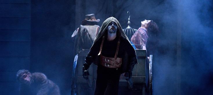 Martín Matalon dirige L'ombre de Venceslao (2016), son opéra en tournée