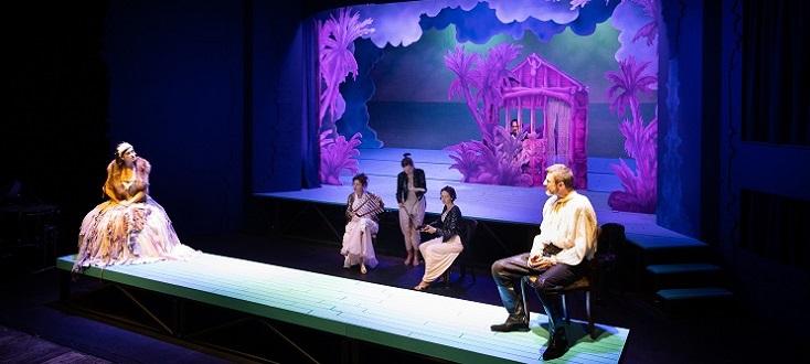 Rêves d'Occident, un spectacle de Jean Boillot et Jonathan Pontier
