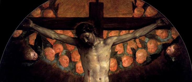 Crucifixion de Veronese (1584) : Matthäus-Passion par Enoch zu Guttenberg