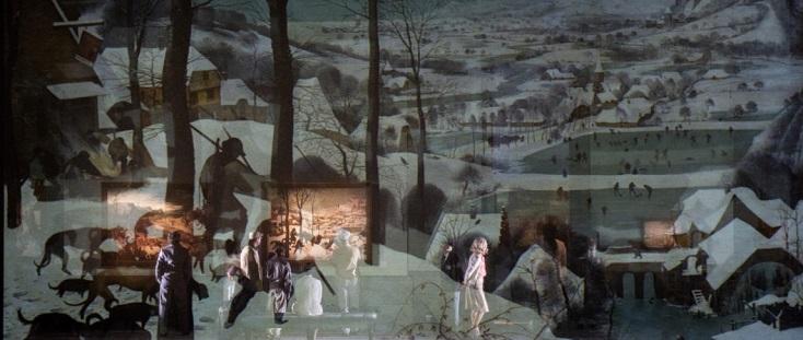 "Création mondiale de ""Violetter Schnee"", opéra de Beat Furrer, à Berlin (2019)"