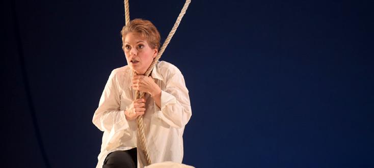 à Tours, Anne-Sophie Duprels dans La voix humaine, l'opéra de Poulenc