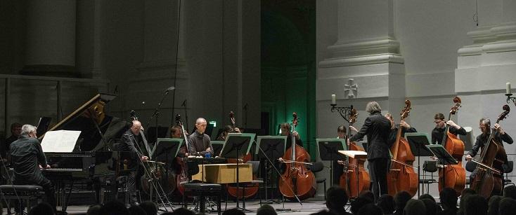 Ilan Volkov joue les Compositions 1, 2 et 3 de Galina Oustvolskaïa à Salzbourg