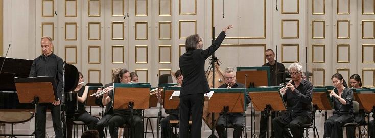 Ilan Volkov joue deux symphonies d'Oustvolskaïa au Festival de Salzbourg 2018