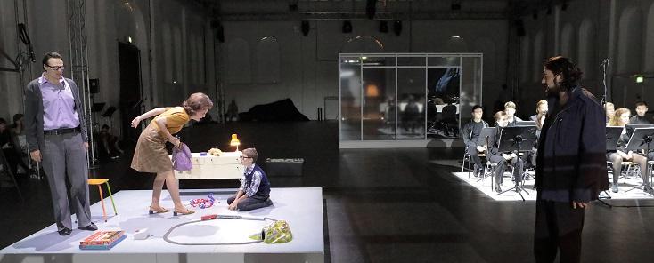 Die Vorübergehenden, opéra de Nikolaus Brass en création mondiale