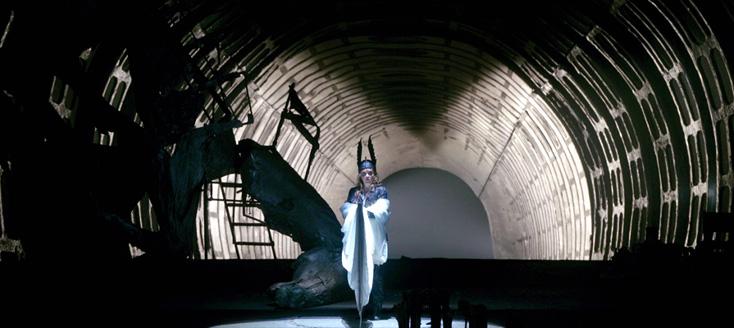 La walkyrie (Wagner) de Götz Friedrich à la Deutsche Oper Berlin, avril 2017