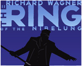 affiche de Michael Schwab pour le Ring 2016 du Washington National Opera