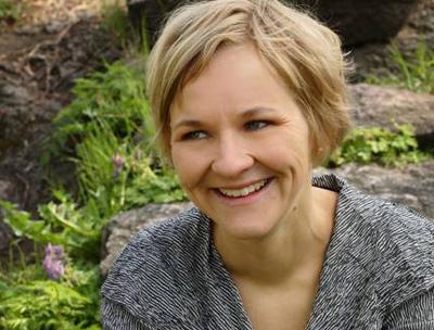 la compositrice Lotta Wennäkoski jouée lors du cycle Kaija Saarihao à Paris