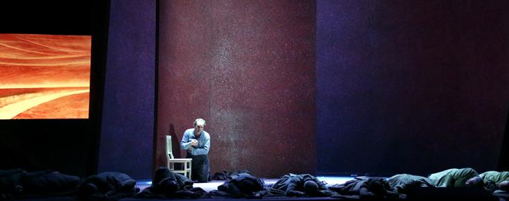 reprise à La Scala du Wozzeck (Berg) génialement expressioniste de Jürgen Flimm