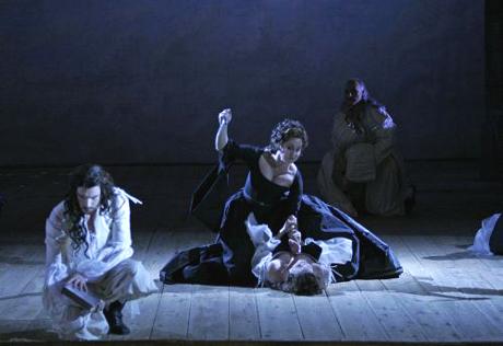 Zoroastre, tragédie lyrique de Rameau au Château de Drottningholm