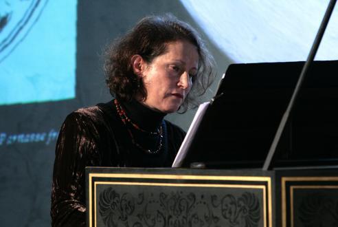 la claveciniste Aline Zylberajch raconte la musicienne Mademoiselle Certain