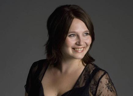 le mezzo-soprano Ann-Beth Solvang