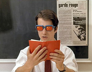 La Chinoise, un film de Jean-Luc Godard, avec Stockhausen en bande son