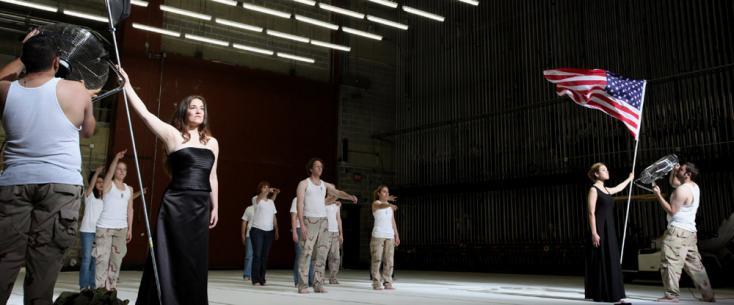Armide de Lully au Théâtre de Gennevilliers