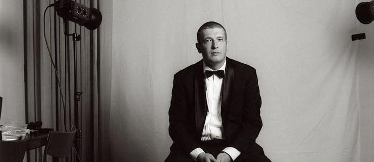 le pianiste russe Boris Berezovsky interprète Tchaïkovski à La Roque d'Anthéron