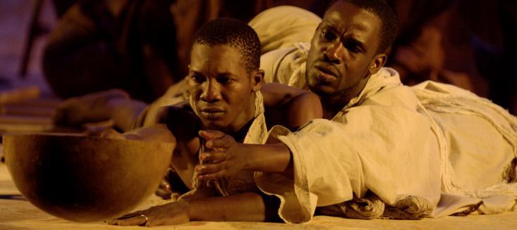 création mondiale de l'opéra de de Zé Manel Fortes, Bintou Wéré, au Châtelet