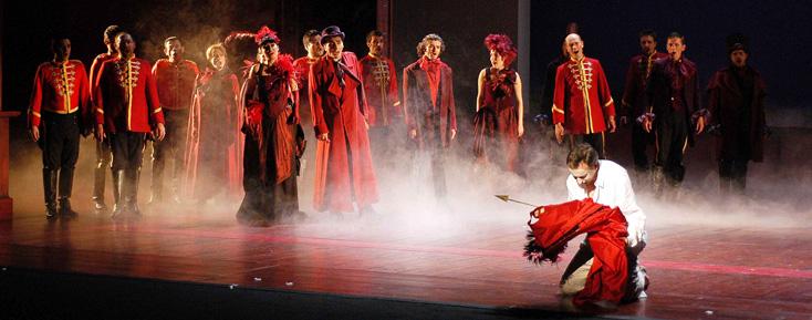 Les Boréades, ultime tragédie lyrique de Rameau, à Mulhouse