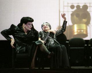 Takemitsu : my way of life, un spectacle de Peter Mussbach en tournée