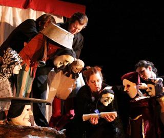 Gianni Schicchi, opéra de Giacomo Puccini par la compagie l'Orphée Théâtre
