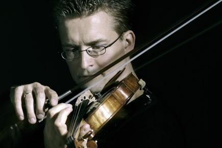Christian tetzlaff au violon pour le concerto Op.61 de Beethoven