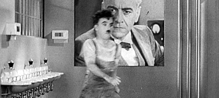 Modern Times (Les temps modernes), film et musique de Charles Chaplin