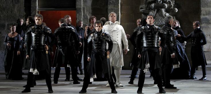 La clemenza di Tito, opéra de Wolfgang Amadeus Mozart