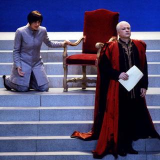 Gilles Ragon chante La clemenza di Tito (Mozart) en Avignon