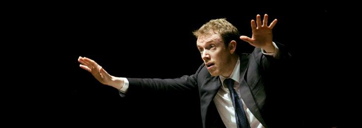 Daniel Harding joue Mahler, Beethoven et Berg à la Salle Pleyel (Paris)