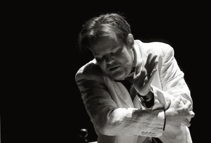 le contreténor Daniel Gloger dans Fabula d'Oscar Strasnoy