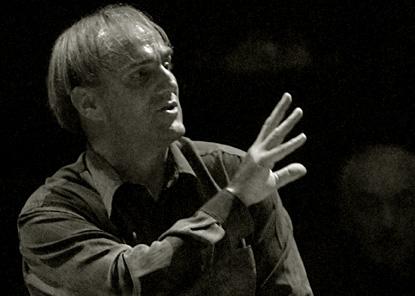 le chef d'orchestre Daniel Kawka