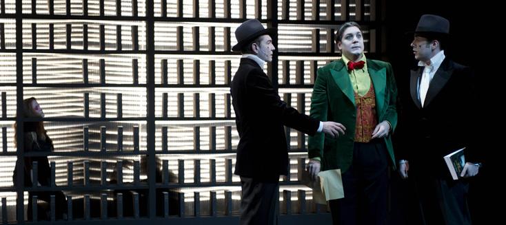 L'Atelier Lyrique présente deux opéras inachevés de Claude Debussy