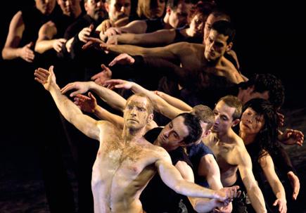 en tête de peloton : Virgis Puodziunas mène la danse