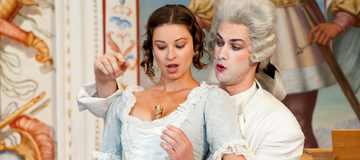 La Dirindina, farzetta de Scarlatti : éclats de rire assurés à Innsbruck !