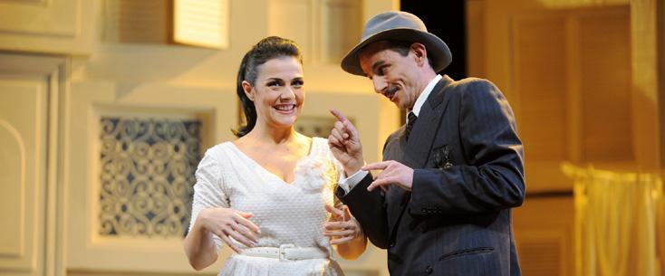 Sandro Pasqualetto met en scène Don Pasquale (Donizetti) à Tours