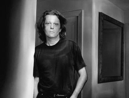 le compositeur Pascal Dusapin photographié par Marthe Lemelle